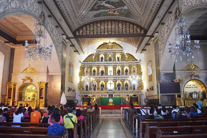 Năm 1565, nhà thám hiểm Tây Ban Nha Andrés de Urdaneta đã tìm thấy mảnh đất này. Khi Đức Giáo Hoàng Phaolô VI đến đây vào năm 1965, ngài đã khẳng định rằng, đây chính là biểu tượng của sự ra đời và phát triển của Kitô giáo ở Philippines.