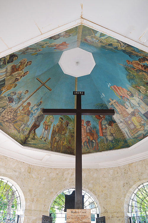 Không chỉ là thánh đường lâu đời nhất Công giáo La Mã, đây còn là nơi thuyền trưởng Magellan trồng cây thánh giá đầu tiên ở Philippines.