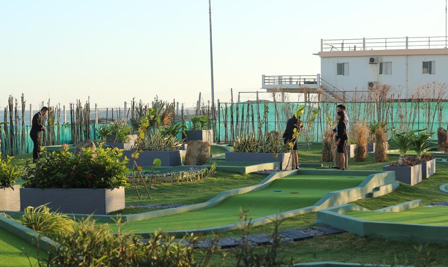 Sân golf mini Putt-Putt