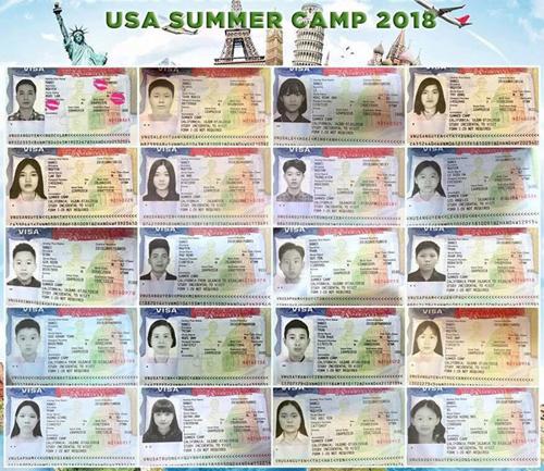 Thầy Nguyễn Ngọc Lâm chia sẻ kinh nghiệm xin visa sau khi đã tự xin cho bản thân và xin cho nhóm học sinh dự trại hè tại Mỹ.