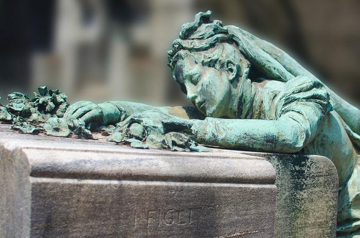Cimitero Monumentale được xem là một trong những nghĩa trang đẹp nhất thế giới. Ảnh: Jessica Norah