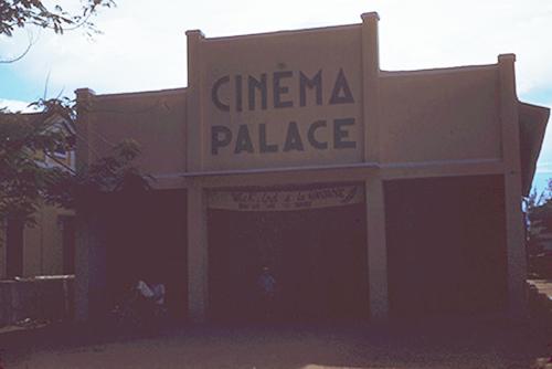 Rạp Palace, sau này là rạp Kim Châu.