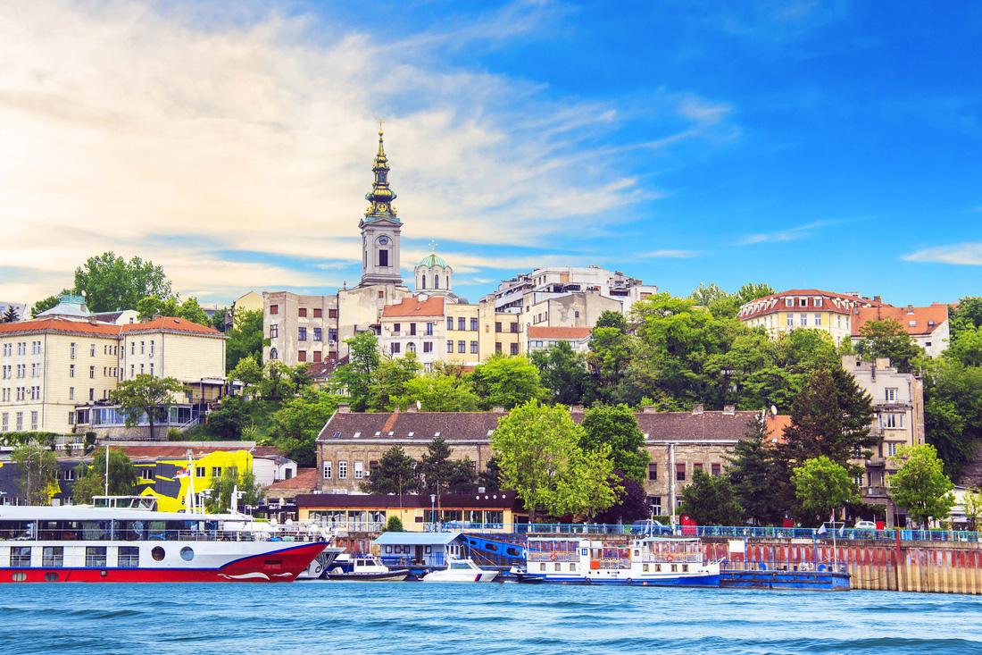Belgrade - một trong những thành phố lâu đời nhất châu Âu - Ảnh: Shutterstock
