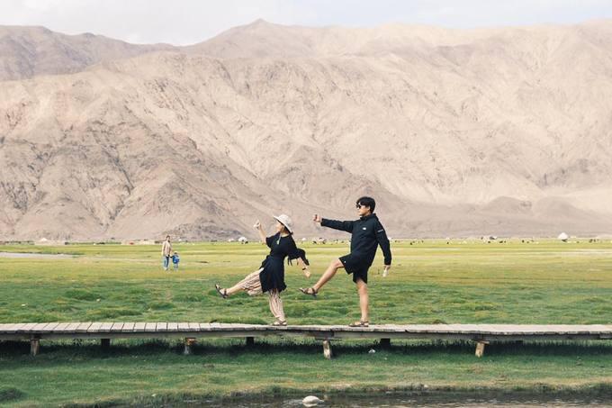 Cặp đôi cùng 'thoát ế' nhờ chung sở thích đi du lịch - iVIVU.com
