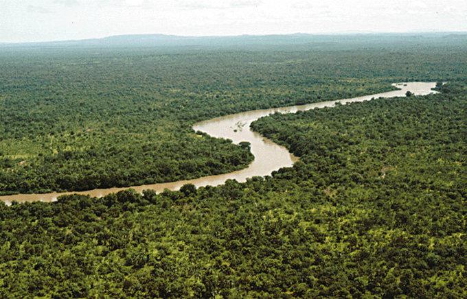 Di sản thế giới  Senegal sở hữu tới 7 di sản thế giới, gồm đảo Goree, đồng bằng châu thổ Saloum, thắng cảnh Bassari Country, đảo Saint-Louis, di tích đá cổ Stone Circles of Senegambia, khu bảo tồn chim Djoudj và vườn quốc gia Niokolo-Koba (ảnh). Ảnh: Wikipedia.