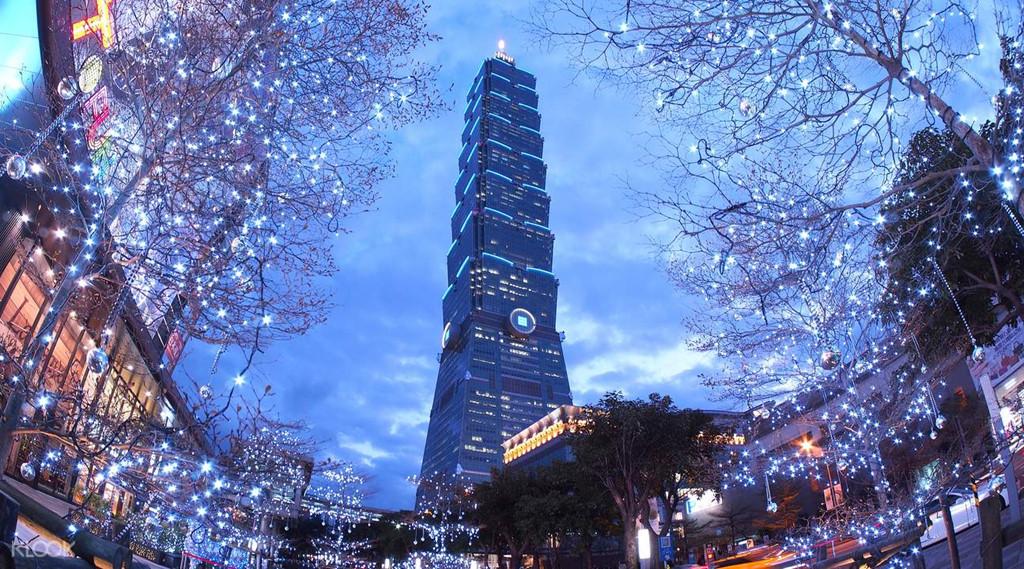 Tòa nhà Tapei 101 là phức hợp độc đáo về kiến trúc, thẩm mỹ, ứng dụng và kinh tế.