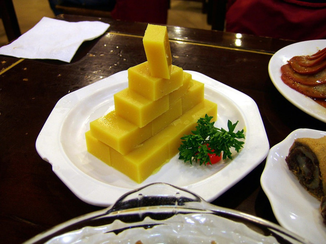 Wandouhuang (Pea Cake) | © Toby Oxborrow / Flickr