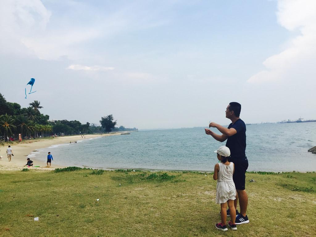 Vào cuối tuần, người Singapore thường đi dã ngoại tại công viên cùng gia đình và bạn bè.