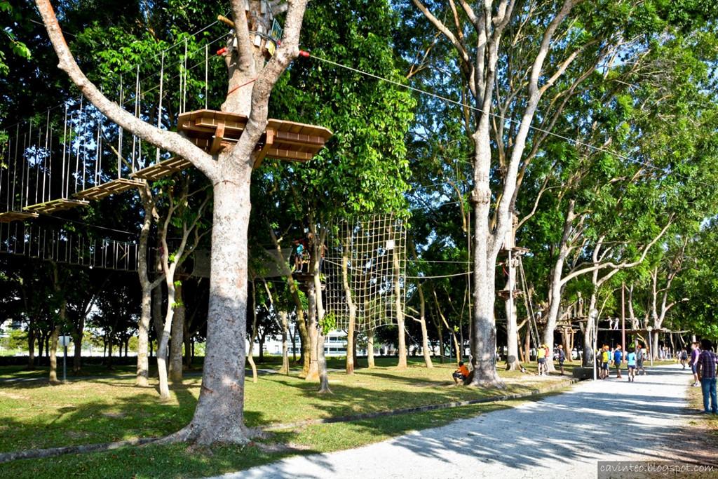 Công viên Hồ điều hòa Bedok.