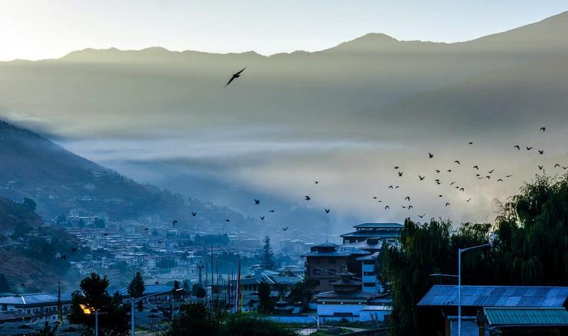Bhutan - Ảnh: Hải Piano