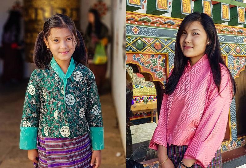 Những nụ cười Bhutan - Ảnh: Hải Piano