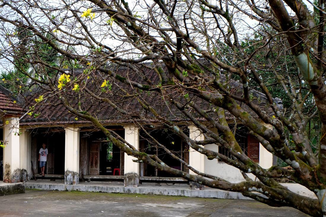Nhà cổ ở Tiên Phước. Ảnh: Dương Minh Bình