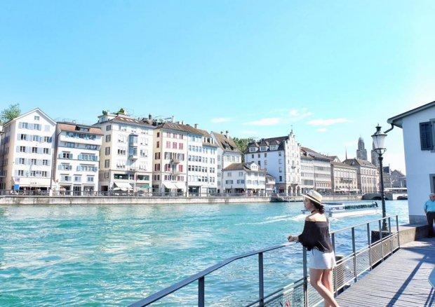 Phong cảnh thiên nhiên tươi đẹp của Thụy Sĩ sẽ khiến chuyến du lịch của bạn thực sự ý nghĩa, tạo niềm cảm hứng bất tận cho những dự định và côn