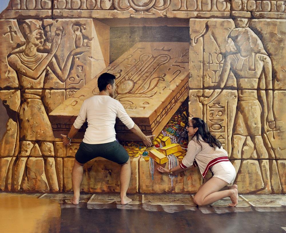 Ảnh: Art in Paradise Danang