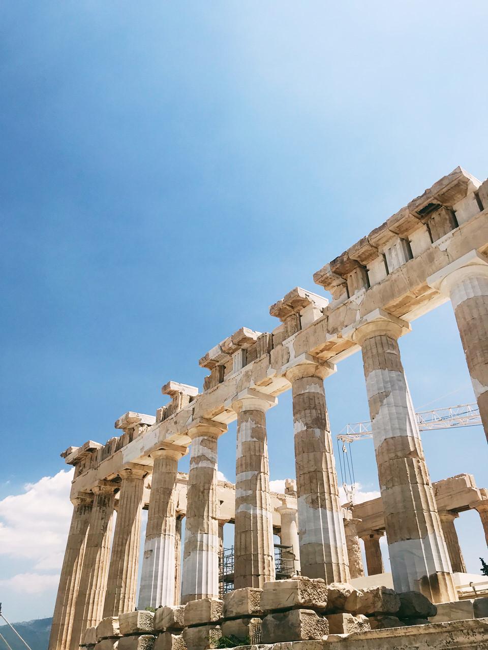 Mặc dù ngôi đền không còn được nguyên vẹn và du khách không được phép đi vào bên trong, bất cứ ai cũng cảm nhận được ý nghĩa quan trọng của biểu tượng này trong thế giới Hy Lạp cổ đại.
