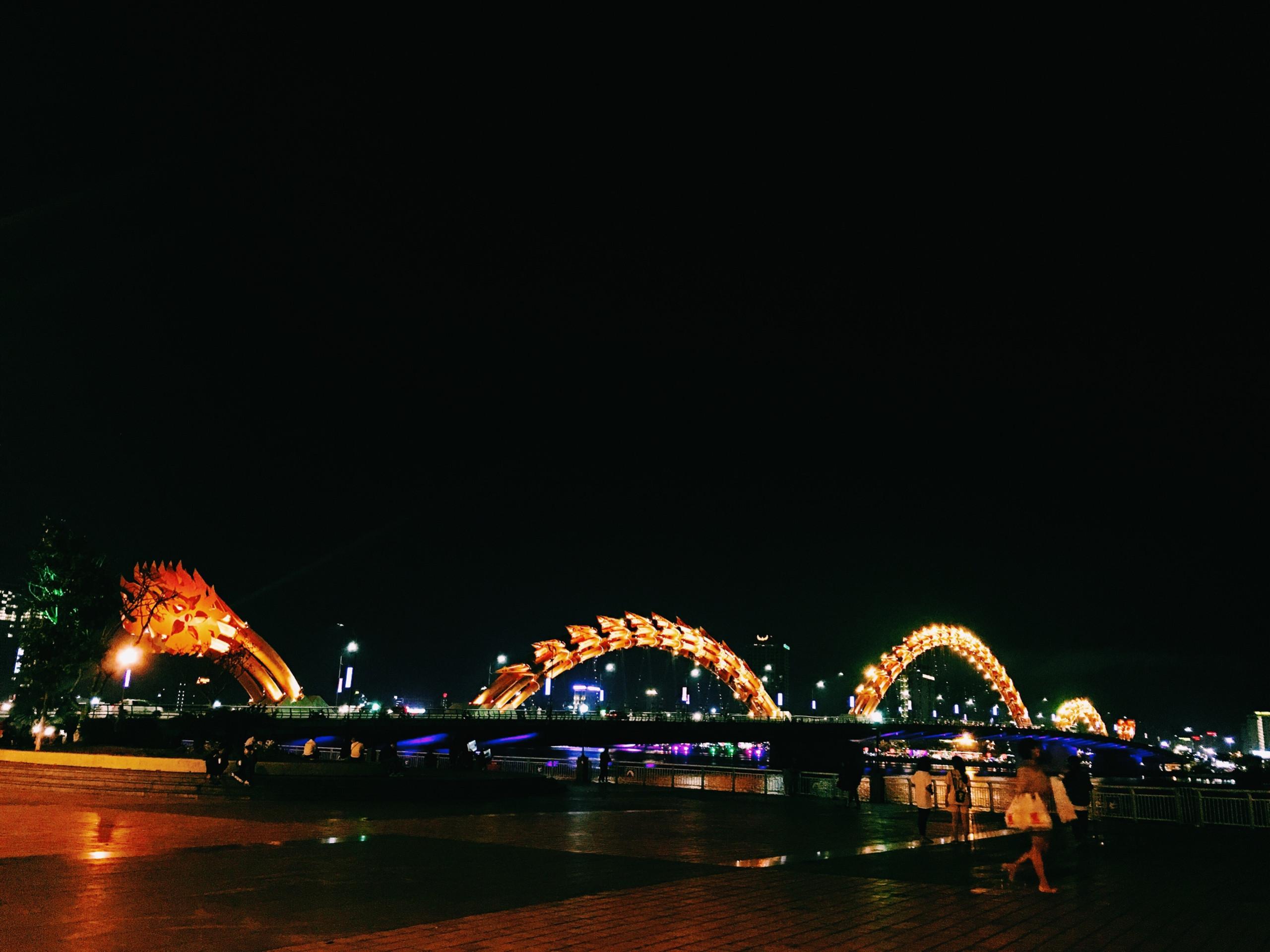 Cầu Rồng – Biểu tượng của Đà Nẵng