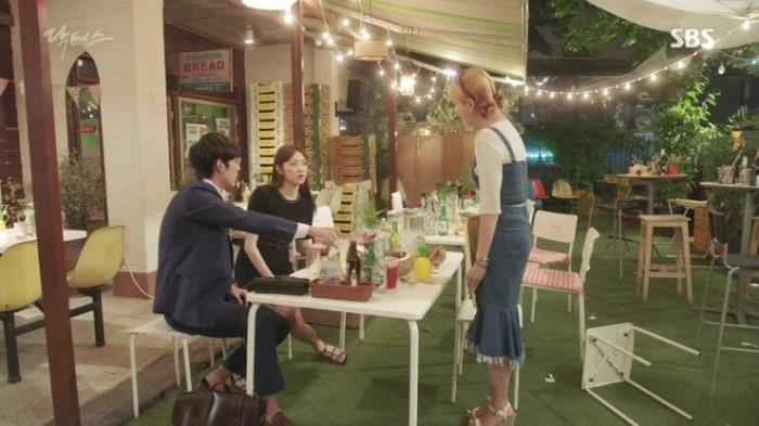 """Ảnh: Chụp từ phim """"Doctors"""" của SBS"""