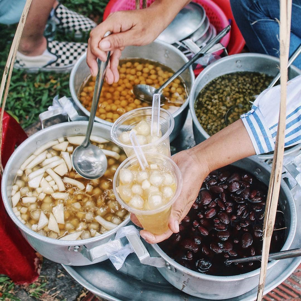 Nền ẩm thực của Huế rất phong phú và đặc sắc, thể hiện được tính cách nền nã và cầu kì của người dân nơi đây. Ảnh minh họa.