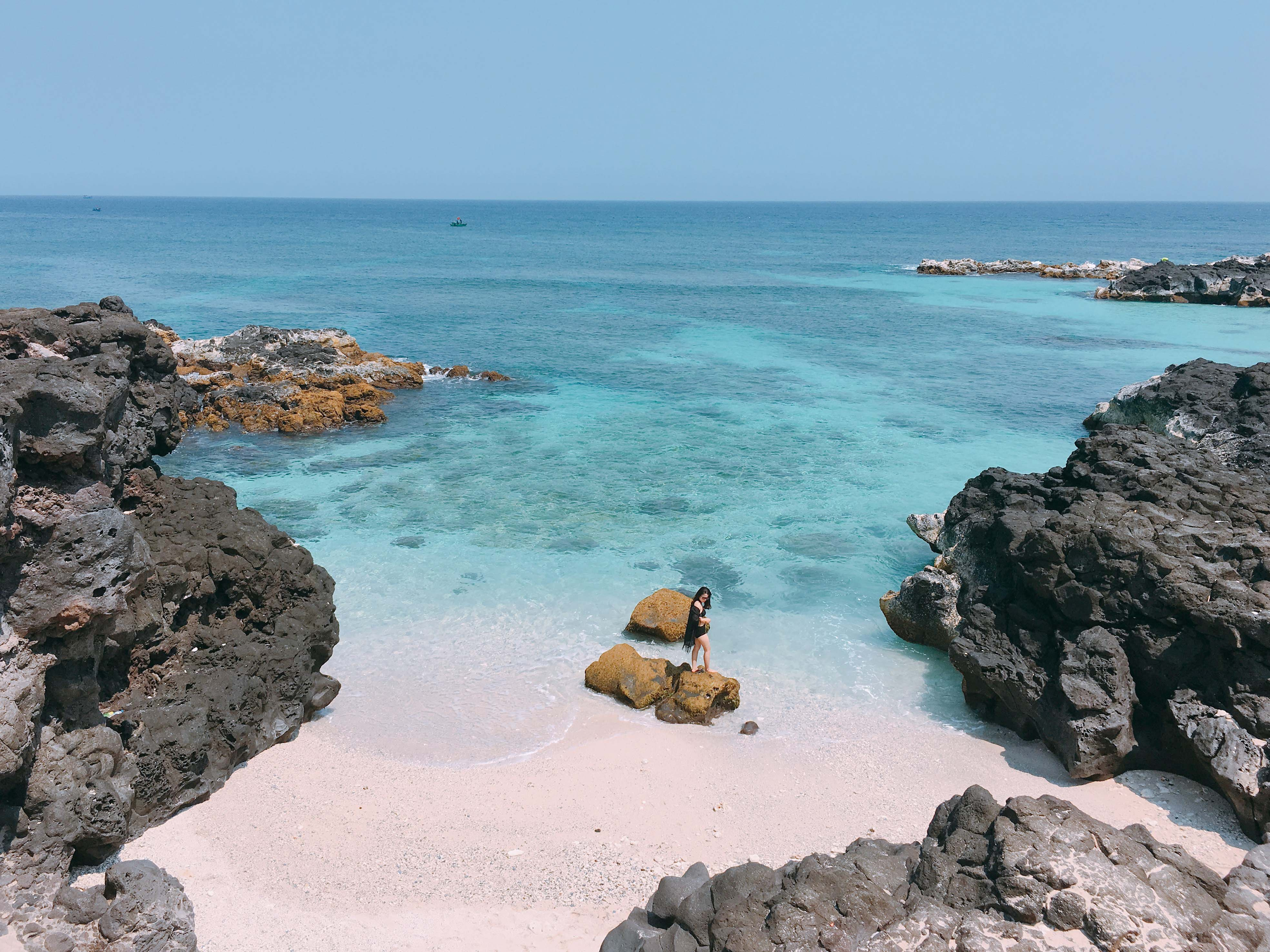 Vẻ đẹp nao lòng của biển đảo Việt Nam