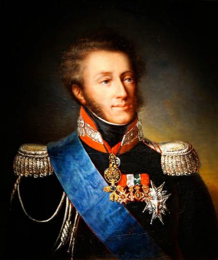 Người cầm quyền ngắn nhất trên thế giới: Vua Louis XIX (Pháp) với 20 phút trên ngai vàng. Ảnh: Wikipedia.