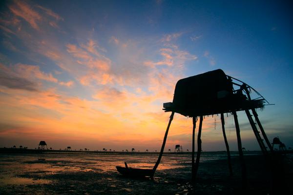 ...như: Bãi biển Đồng Châu, Cồn Vành ở Tiền Hải; bãi biển Diêm Điền ở Thái Thụy.