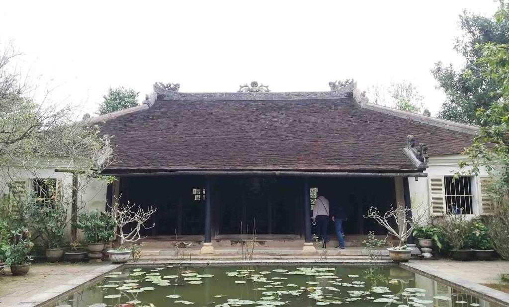 Nhà vườn An Hiên, một ngôi nhà vườn rất nổi tiếng ở Huế