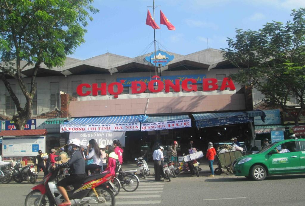 Chợ Đông Ba, ngôi chợ nổi tiếng nhất xứ Huế