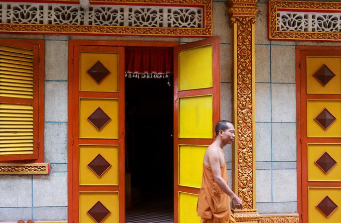 Đây là chốn tu hành của các nhà sư theo trường phái Nam Tông, nơi sinh hoạt văn hóa của đa số bà con dân tộc Khmer Nam bộ ở Sài Gòn.