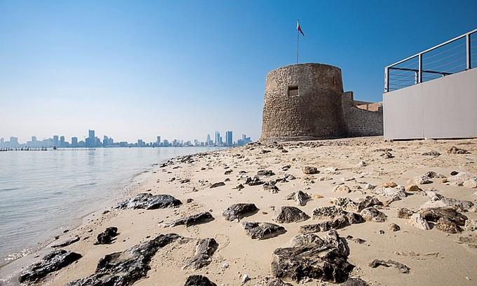 Bahrain có hai công trình được UNESCO công nhận là di sản thế giới, gồm khu khảo cổ Qal'at al-Bahrain, và đường mòn dài 3,5 km, Bahrain Pearling Trail (ảnh) trên đảo Muharraq - nơi những người lặn mò ngọc trai từng đi lại từ khoảng 2000 năm trước Công nguyên. Ảnh: Time Out Bahrain.