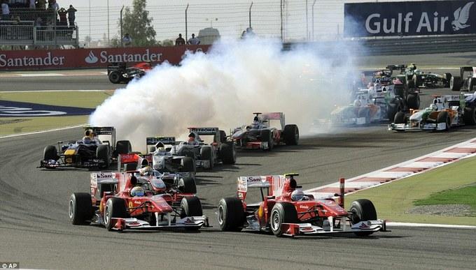 Đây là quốc gia đầu tiên tổ chức giải đua F1 Grand Prix tại Trung Đông từ năm 2004, với nhà vô địch năm đó là Michael Schumacher.