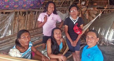 Những người thuộc giới tính thứ ba ở đảo Guna không bị phân biệt đối xử. Ảnh: BBC.