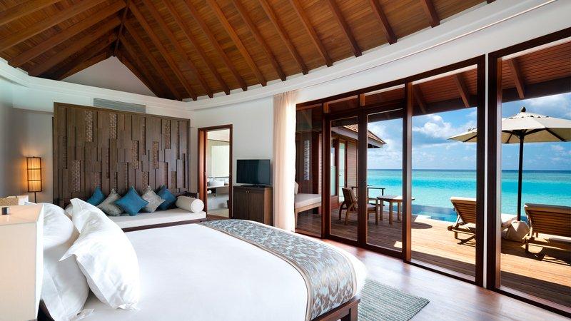 Ảnh: @Anantara Dhigu Resort & Sp