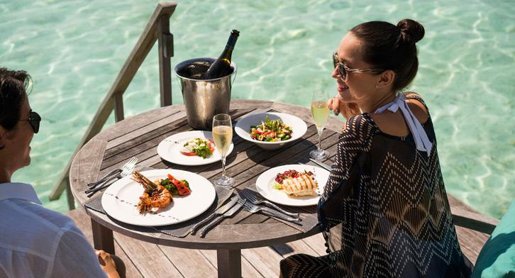 Ảnh: @Anantara Dhigu Resort & Spa