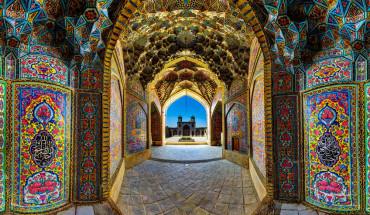 Nhà thờ Hồi giáo Nasir al Mulk - ivivu - 1