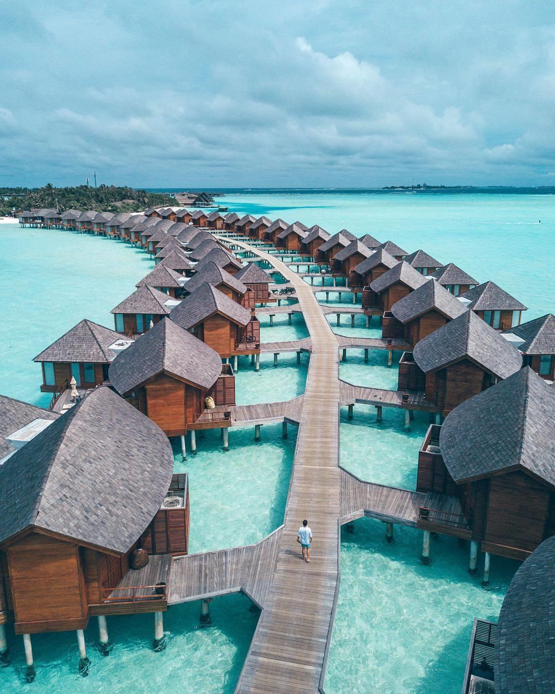Ảnh: @maldives_ig