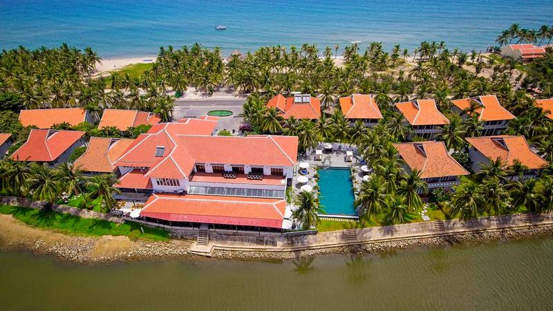 Ảnh: Hội An Beach Resort