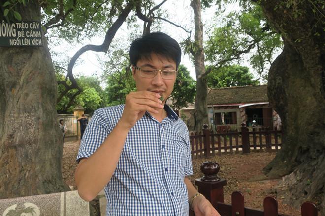 Mùi thơm từ lá của cây Dã Hương xua đuổi được những loài côn trùng có hại