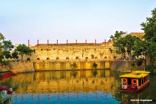 Đông Thuỷ Quan ngày nay. Ảnh: Nanjing Travel.