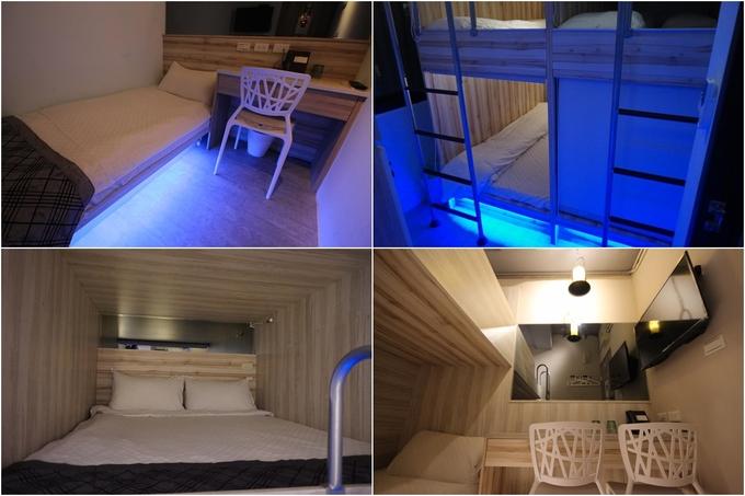 Art Inn ở quận Wanhua dành cho người thích các thiết kế đơn giản, tạo cảm giác thoải mái. Từ đây, bạn phải đi taxi tầm 7 phút để đến Ximending hay Taipei 101 để mua sắm. Tuy nhiên giá phòng phải chăng, 230.000 đồng/đêm/người là một trong những điểm khiến du khách cân nhắc khi lựa chọn.
