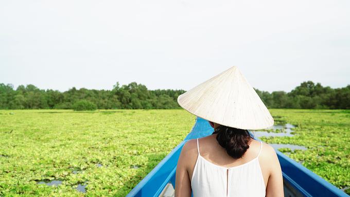Rừng tràm Trà Sư  Trà Sư là khu rừng đặc trưng cho các loại rừng ngập nước của vùng Nam Bộ, thuộc xã Văn Giáo, huyện Tịnh Biên, tỉnh An Giang. Rừng cách biên giới Việt Nam – Campuchia khoảng 10 km.