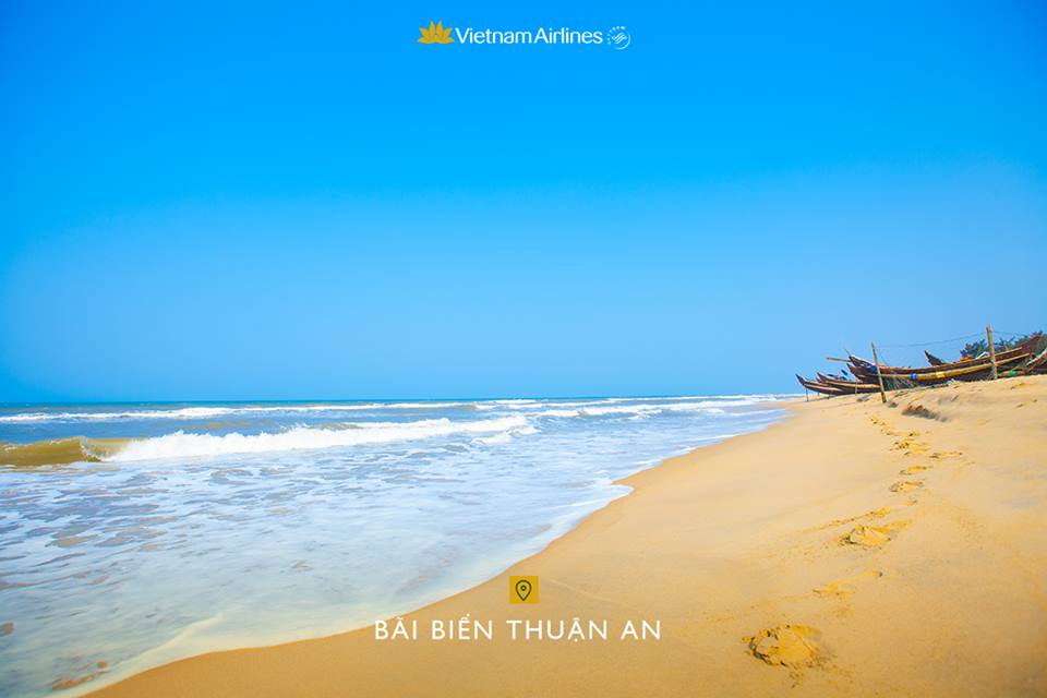 Ảnh: @Vietnamairlines