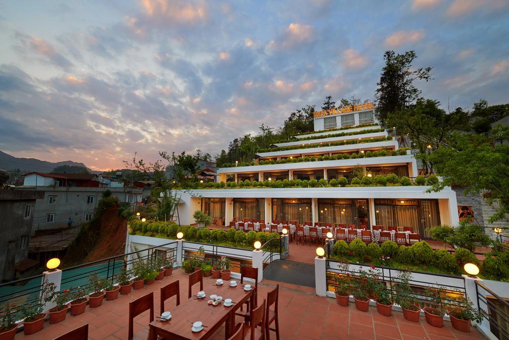 Ảnh: @Sapa Village Hotel