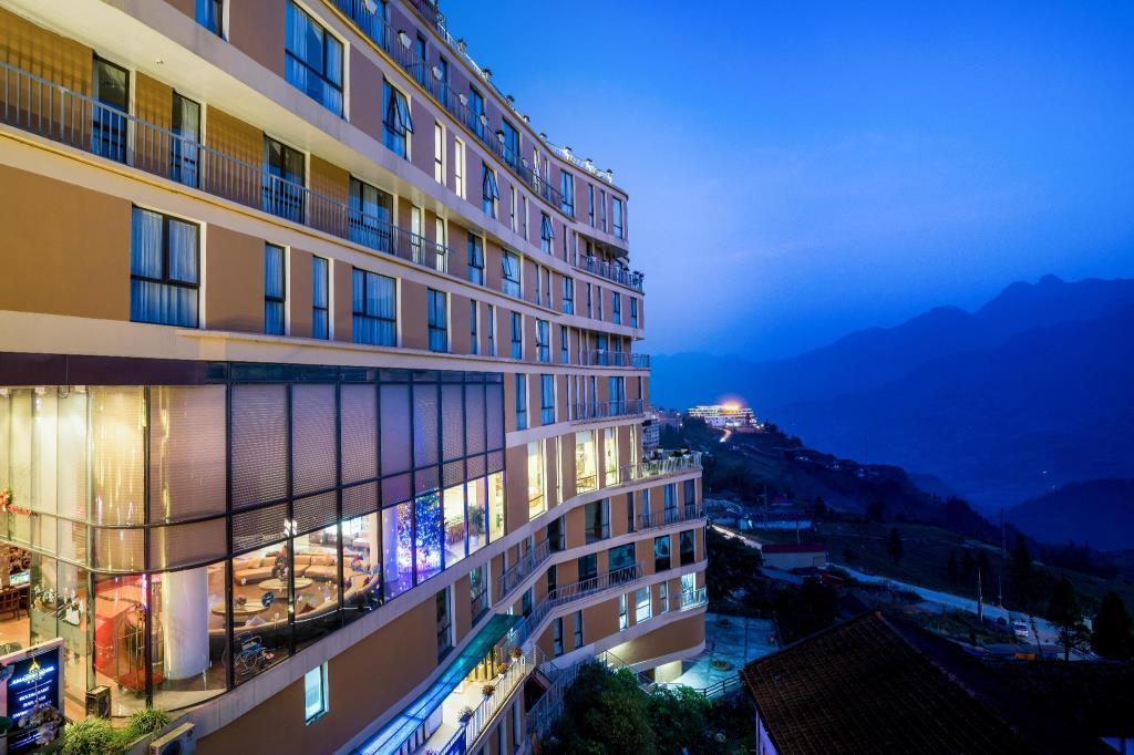 Ảnh: @Amazing Sapa Hotel