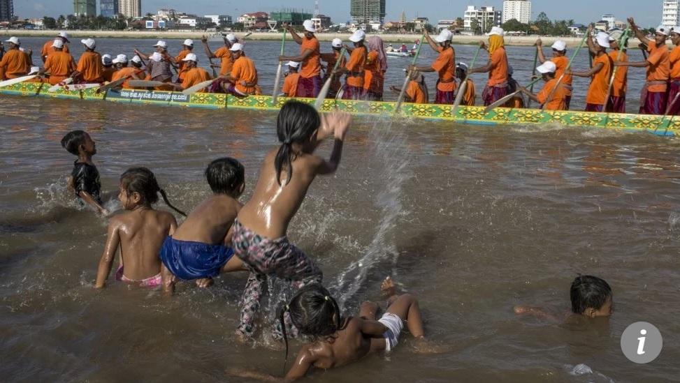 Khám phá lễ hội nước Bon Om Touk đặc sắc - Du lịch Campuchia