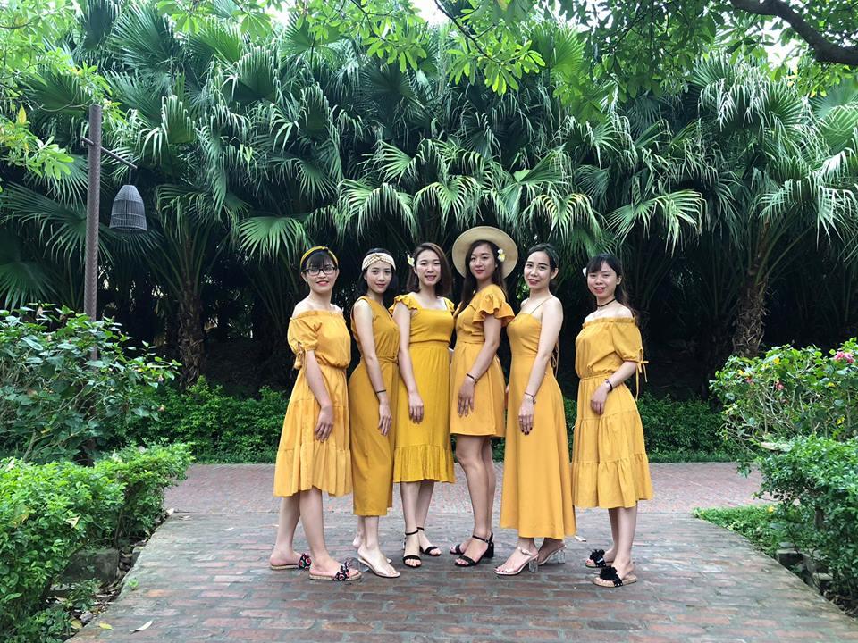 Ảnh: @Emeralda Resort Ninh Bình