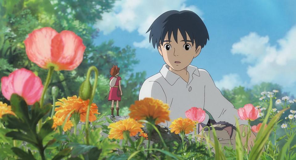 Thế giới bí mật của Arriety (The secret world of Arriety): Bộ phim được hãng Ghibli sản xuất năm 2010, nội dung xoay quanh câu chuyện tình bạn giữa cô bé tí hon Arriety và cậu bạn Sho bị bệnh tim từ nhỏ. Khung cảnh thiên nhiên trong trẻo của phim được lấy cảm hứng từ vẻ đẹp của công viên Koganei (Tokyo, Nhật Bản). Ảnh: Ghiblimovies.