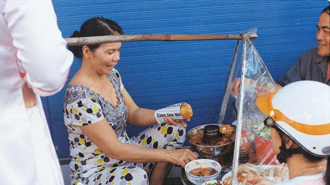 Khách Tây nghĩ: Việt Nam sẽ chỉ có đồ ăn địa phương, không có ẩm thực phương Tây. Ảnh: Phong Vinh.