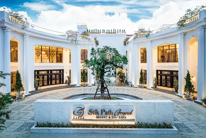 Ảnh: @Silk Path Grand Resort & Spa