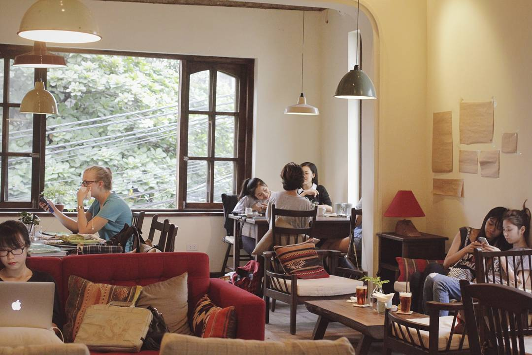 Ảnh: @Xofa Cafe