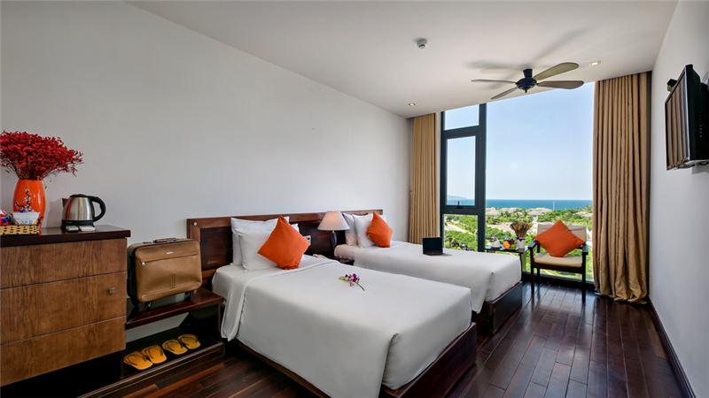 Ảnh: Khách sạn Sea Flowers Đà Nẵng